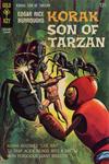 Cover for Edgar Rice Burroughs Korak, Son of Tarzan (Western, 1964 series) #21