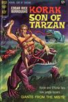 Cover for Edgar Rice Burroughs Korak, Son of Tarzan (Western, 1964 series) #23