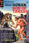 Cover for Edgar Rice Burroughs Korak, Son of Tarzan (Western, 1964 series) #24