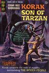 Cover for Edgar Rice Burroughs Korak, Son of Tarzan (Western, 1964 series) #25