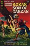 Cover for Edgar Rice Burroughs Korak, Son of Tarzan (Western, 1964 series) #26