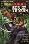 Cover for Edgar Rice Burroughs Korak, Son of Tarzan (Western, 1964 series) #27