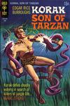 Cover for Edgar Rice Burroughs Korak, Son of Tarzan (Western, 1964 series) #29