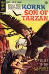 Cover for Edgar Rice Burroughs Korak, Son of Tarzan (Western, 1964 series) #30