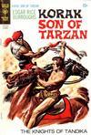 Cover for Edgar Rice Burroughs Korak, Son of Tarzan (Western, 1964 series) #31