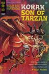 Cover for Edgar Rice Burroughs Korak, Son of Tarzan (Western, 1964 series) #33