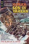 Cover for Edgar Rice Burroughs Korak, Son of Tarzan (Western, 1964 series) #35