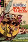 Cover for Edgar Rice Burroughs Korak, Son of Tarzan (Western, 1964 series) #45