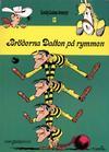 Cover Thumbnail for Lucky Lukes äventyr / Lucky Luke klassiker (1971 series) #13 - Bröderna Dalton på rymmen [3:e upplagan (1988)]