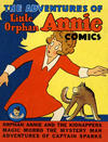 Cover for The Adventures of Little Orphan Annie (Dell, 1941 series) #[1]