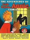 Cover for The Adventures of Little Orphan Annie (Dell, 1941 series) #[3]