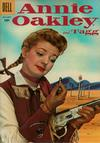 Cover for Annie Oakley & Tagg (Dell, 1955 series) #8
