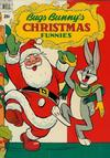Cover for Bugs Bunny's Christmas Funnies (Dell, 1950 series) #1