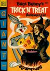 Cover for Bugs Bunny's Trick 'n' Treat Halloween Fun (Dell, 1955 series) #3