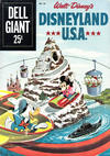 Cover for Dell Giant (Dell, 1959 series) #30 - Disneyland U.S.A.