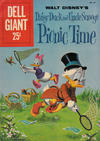 Cover Thumbnail for Dell Giant (1959 series) #33 - Walt Disney's Daisy Duck and Uncle Scrooge Picnic Time