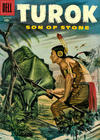 Cover for Turok, Son of Stone (Dell, 1956 series) #3