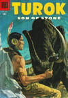 Cover for Turok, Son of Stone (Dell, 1956 series) #4