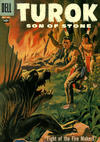 Cover for Turok, Son of Stone (Dell, 1956 series) #9