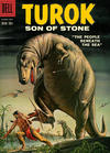 Cover for Turok, Son of Stone (Dell, 1956 series) #15