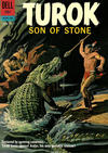 Cover for Turok, Son of Stone (Dell, 1956 series) #28