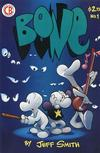 Cover for Bone (Cartoon Books, 1991 series) #1 [Seventh Printing]
