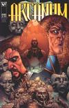 Cover for Arcanum (Image, 1997 series) #7