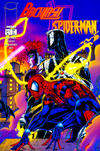 Cover for Backlash/Spider-Man (Image, 1996 series) #1 [Regular Edition]