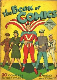 Cover Thumbnail for The Book of Comics (Fox, 1944 series)
