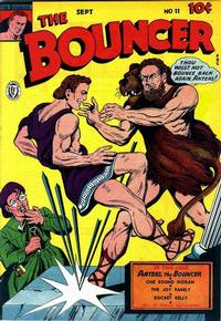 Cover Thumbnail for The Bouncer (Fox, 1944 series) #11