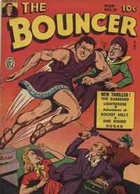 Cover Thumbnail for The Bouncer (Fox, 1944 series) #13