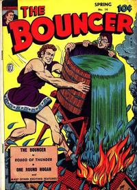 Cover for The Bouncer (Fox, 1944 series) #14