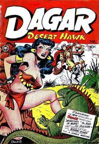 Cover Thumbnail for Dagar (Fox, 1948 series) #14