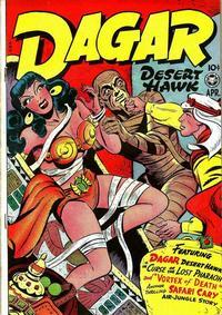Cover Thumbnail for Dagar (Fox, 1948 series) #15