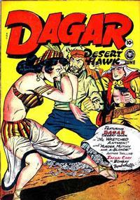 Cover Thumbnail for Dagar (Fox, 1948 series) #16