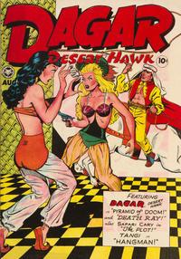 Cover Thumbnail for Dagar (Fox, 1948 series) #19