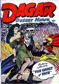 Cover for Dagar (Fox, 1948 series) #21
