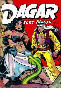Cover Thumbnail for Dagar (Fox, 1948 series) #22