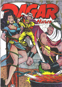 Cover Thumbnail for Dagar (Fox, 1948 series) #23