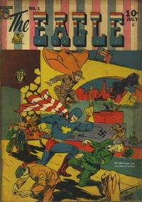 Cover Thumbnail for The Eagle (Fox, 1941 series) #1