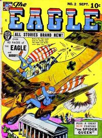 Cover Thumbnail for The Eagle (Fox, 1941 series) #2