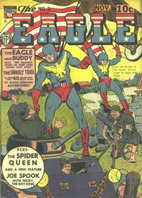 Cover Thumbnail for The Eagle (Fox, 1941 series) #3