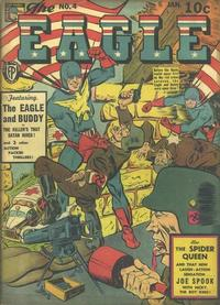 Cover Thumbnail for The Eagle (Fox, 1941 series) #4