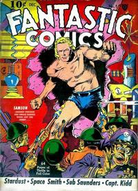 Cover Thumbnail for Fantastic Comics (Fox, 1939 series) #1