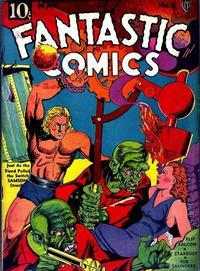 Cover Thumbnail for Fantastic Comics (Fox, 1939 series) #6
