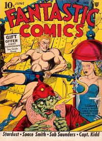 Cover Thumbnail for Fantastic Comics (Fox, 1939 series) #7