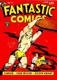 Cover Thumbnail for Fantastic Comics (Fox, 1939 series) #17
