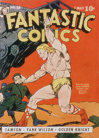 Cover Thumbnail for Fantastic Comics (Fox, 1939 series) #18