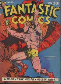 Cover Thumbnail for Fantastic Comics (Fox, 1939 series) #19