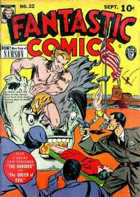 Cover Thumbnail for Fantastic Comics (Fox, 1939 series) #22